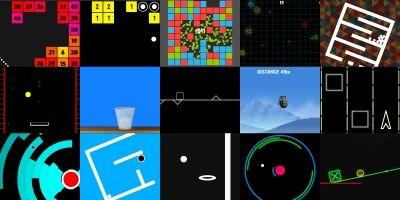 15 2D Games Bundle - Unity Source Code