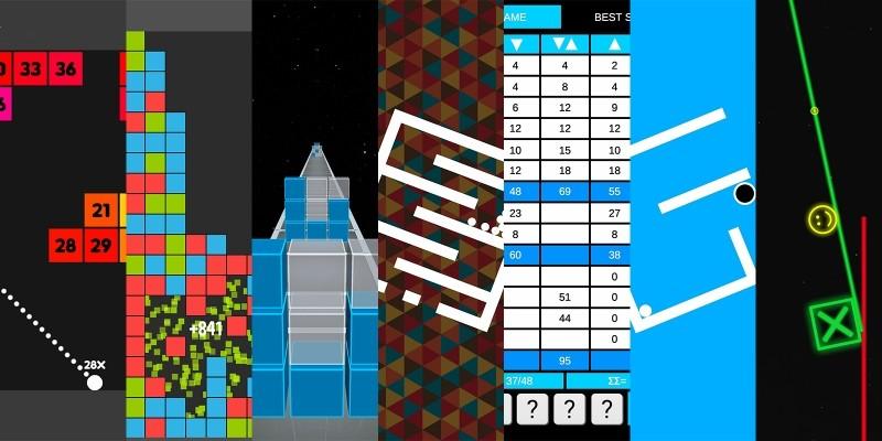 7 Brain Games Bundle - Unity Source Code