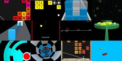 12 Endless Games Bundle - Unity Source code