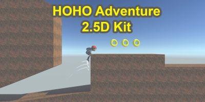 HOHO Adventure Kit Unity