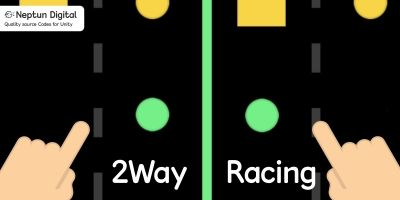 2Way Racing - 2D Game Template For Unity