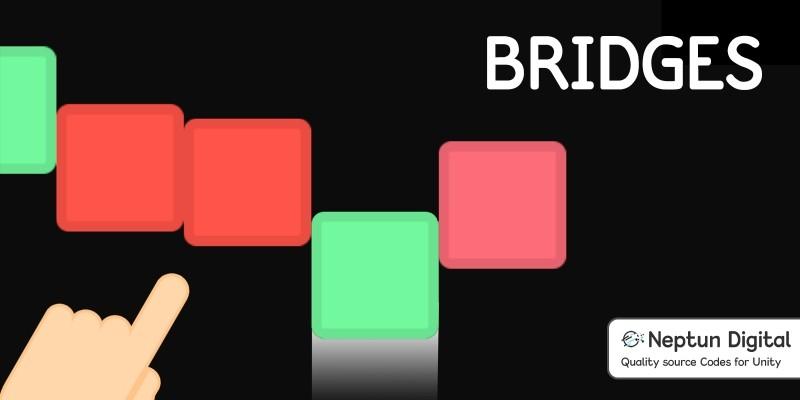 Bridges - 2D Game Template for Unity
