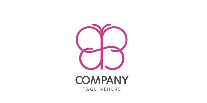 Premium Butterfly Logo Design