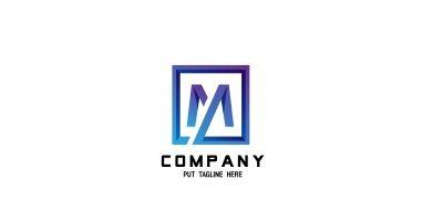 Prime M logo Design