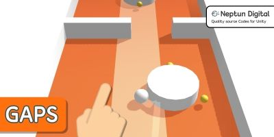 Gaps - 3D Game template for Unity