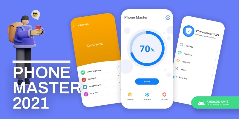 Phone Master - Android App Source Code