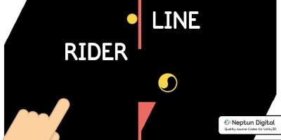 Line Rider - 2D Game Template for Unity