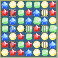 Frozen Match 3 Unity Game