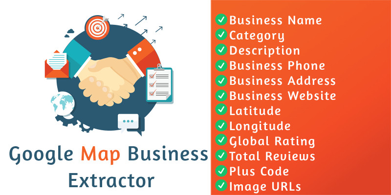 Google Map Business Extractor C# Source Code