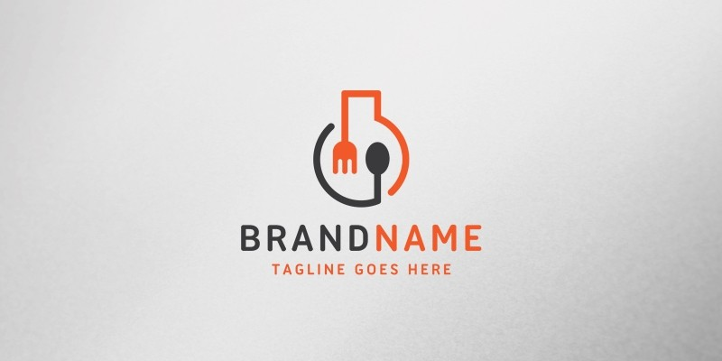 Food Lab Logo Template