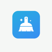 Cleaner App Icon And Logo Design