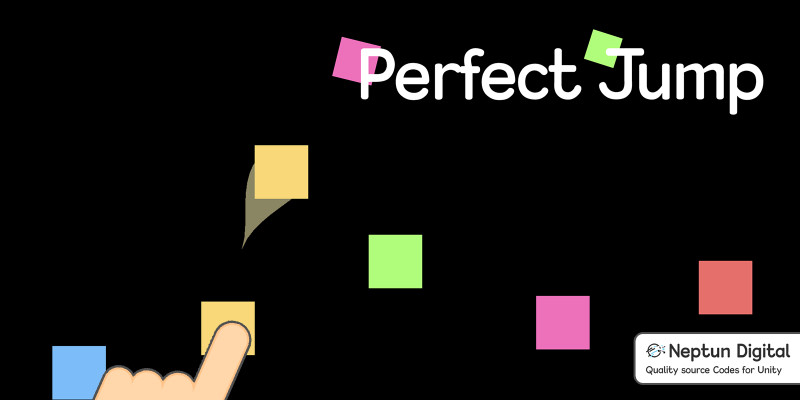 Perfect Jump - 2D Game Template for Unity