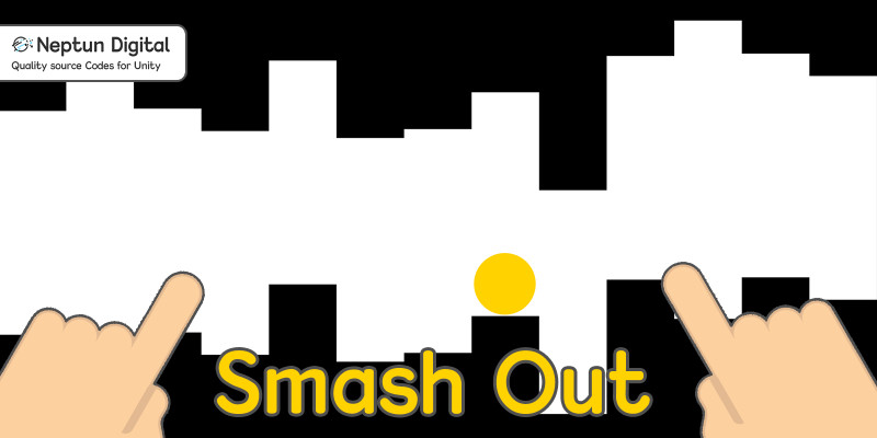 Smash Out - 2D Game Template for Unity
