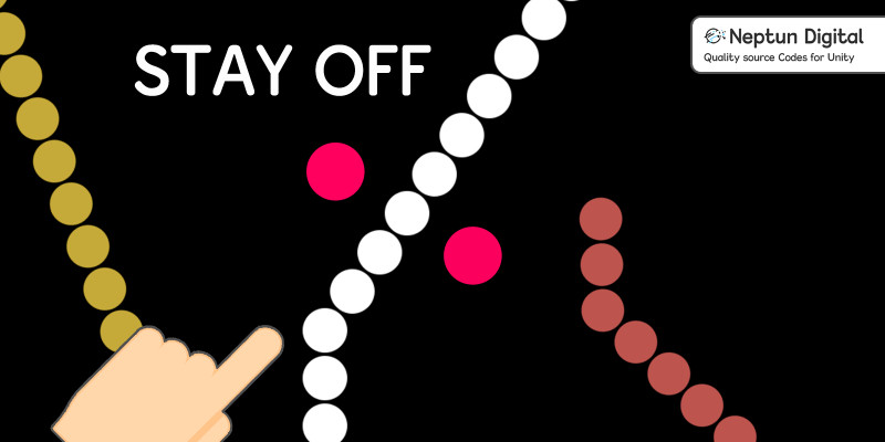 Stay Off - 2D Game Template for Unity