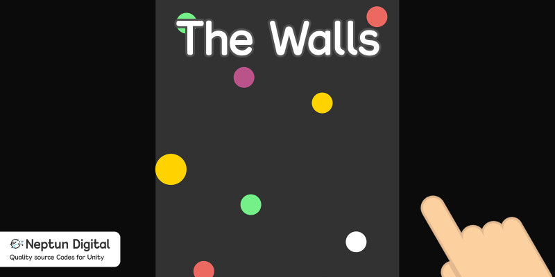 The Walls - 2D Game Template for Unity