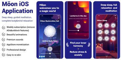 Moon iOS Application