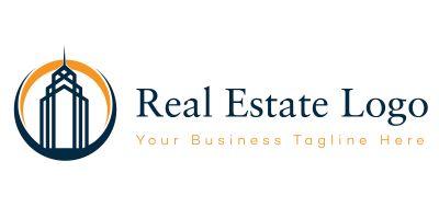 Housing Real Estate Logo Design