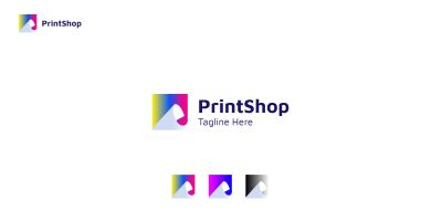 Print Company Logo Design