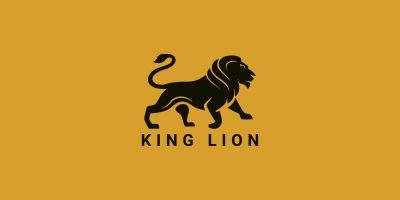 King Lion Creative Logo Design