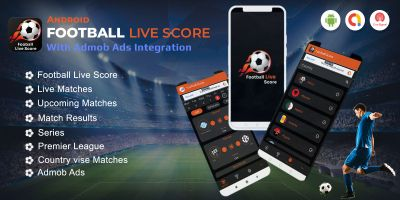 Android Football Live Score - Soccer Live Score