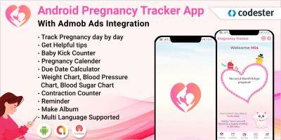 Pragnacy Tracker for Women - Period Calendar Andro