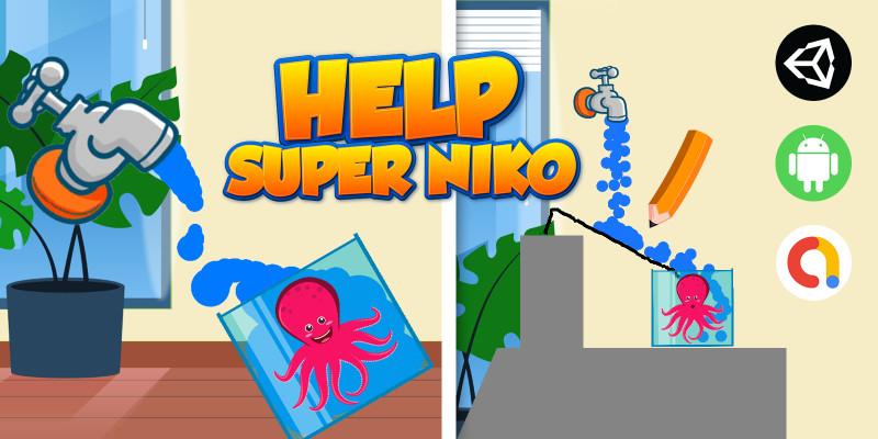 Help Super Niko - Unity game