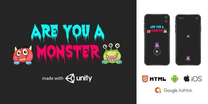 Monster Killer - Complete Unity Project