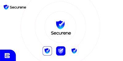 Primium Secure Shield Logo Design