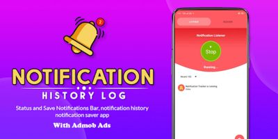 Notification Tracker And Blocker Android