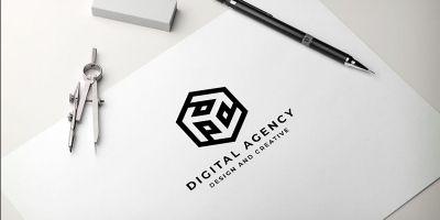 Digital Agency Company Logo