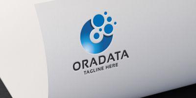 Oradata Letter O Logo