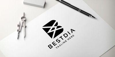 Bestdia Letter B Logo
