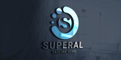 Superal Letter S Logo