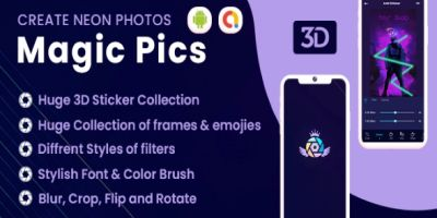 Magic Pics Photo Editor Android