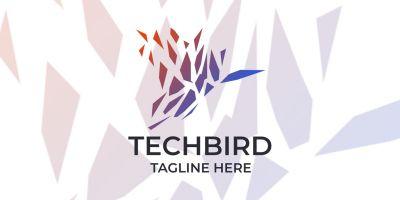 Tech Bird Company Logo