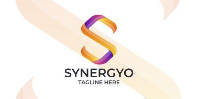 Synergyo Letter S Logo