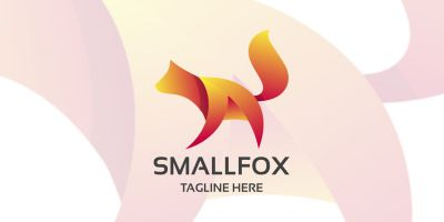 Small Fox Logo