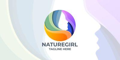 Nature Girl Logo