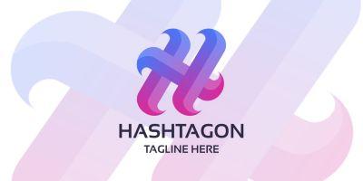 Hashtagon Logo