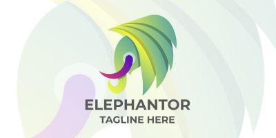 Elephantor Logo