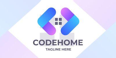 Code Home Logo
