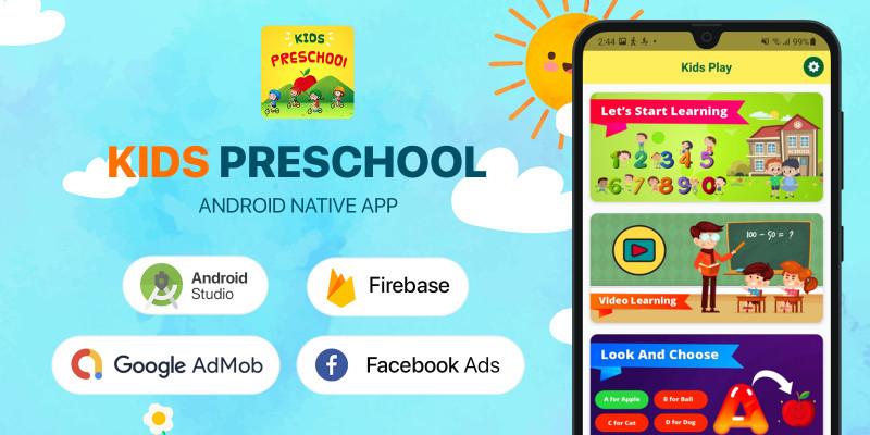 Kids Preschool - Android App
