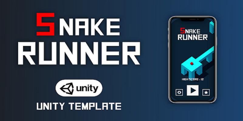 Snake Runner - Unity Template