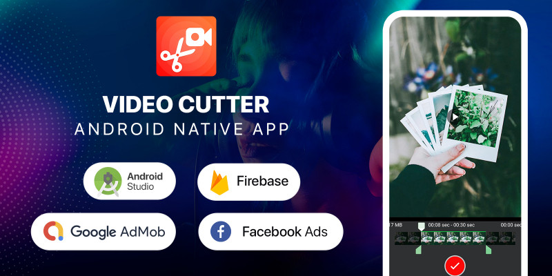 Video Cutter - Android App Source Code