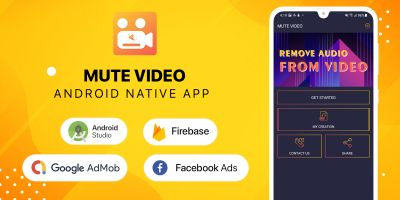 Video Mute - Android App Source Code