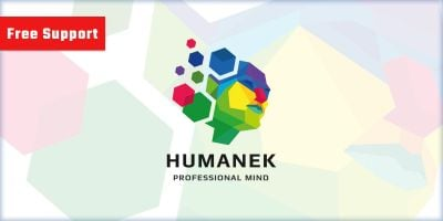 Humanek Technology Logo