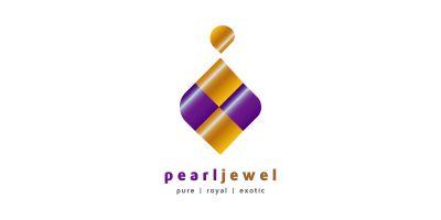 Pearl Jewel Ornament Logo