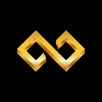 Minimal Infinity logo template