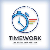 Time Work Logo