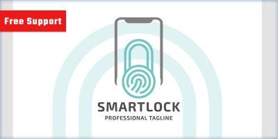 Smart Mobile Lock Logo